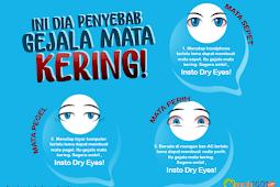 Merawat Mata dengan Insto Dry Eyes, Bye Mata Kering