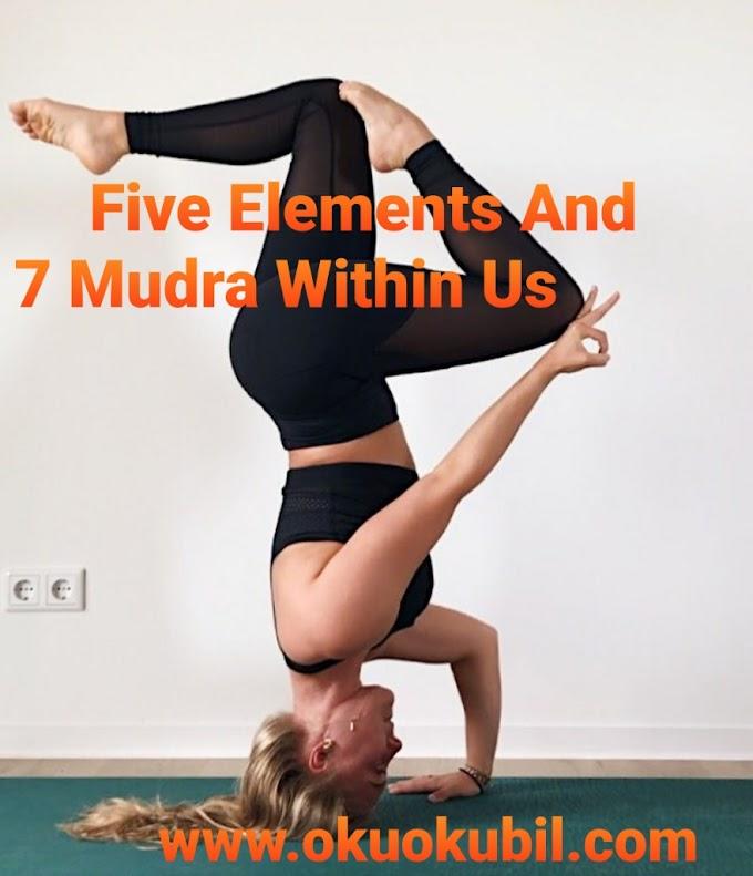 İçimizdeki Beş Element Ve 7 Mudra