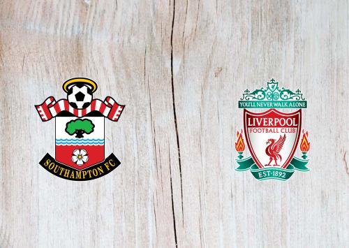 Southampton vs Liverpool -Highlights 04 January 2021