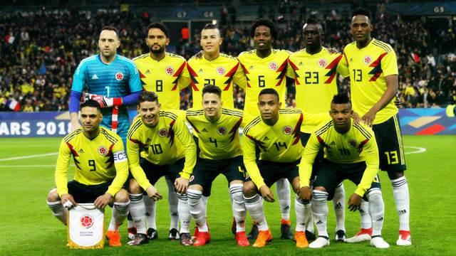 Piala Dunia 2018 Timnas Kolombia
