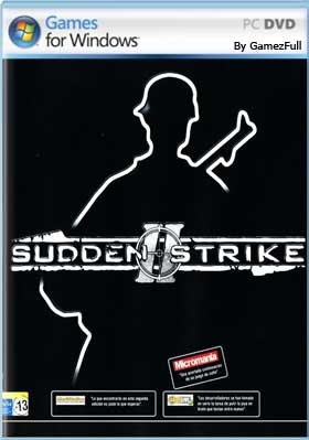 Descargar Sudden Strike 2 pc full español mega, mediafire y google drive.