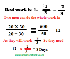 Time-and-works-aptitude-tricks-for-competitive-exam-by-math-tricks