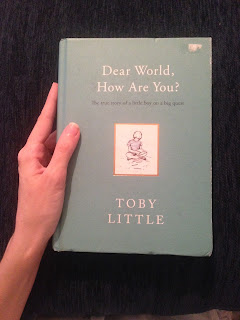 Dear World, how are you?, la aventura epistolar de Toby Little