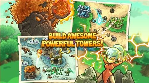 kingdom rush frontiers mod apk 2.1