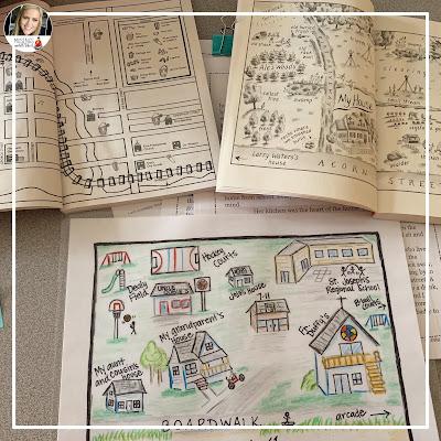 Using Maps to Inspire Memoir Writing