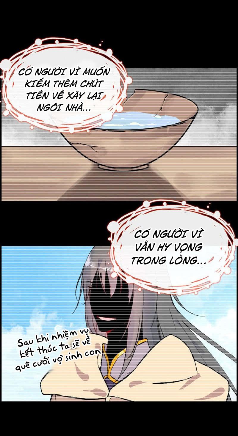 Thần Ma Thiên Sát Chapter 13 video -