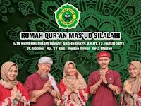 History Pengasuh Rumah Qur'an Mas'ud Silalahi