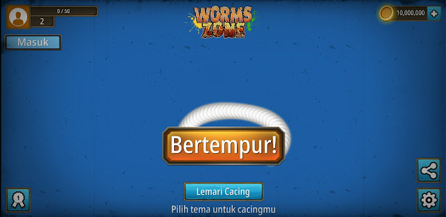 Download Cacing Worm Zone.io - Voracious Mod Apk V1.2.6 For Android (Unlimited Coins)