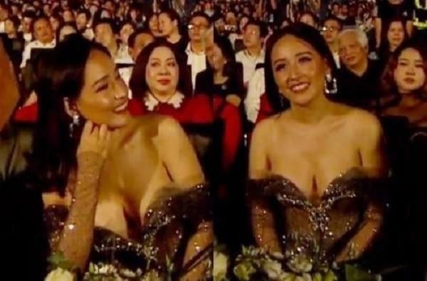 Chiêu trò sao Việt cố tình lộ hàng khi livestream để thu hút fan