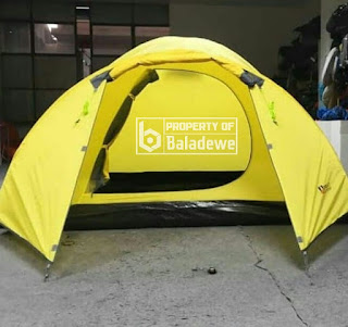 Tenda Great Outdoor Java 4 Pro Double Layer