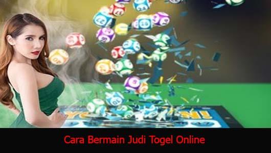 Cara Bermain Judi Togel Online