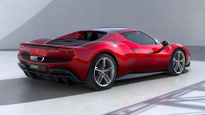 2022 Ferrari 296 GTB Review, Specs, Price