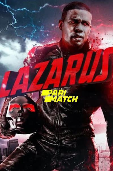 Lazarus 2021 Dual Audio in Hindi Fan Dubbed 720p