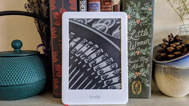 2. Amazon Kindle (2019)