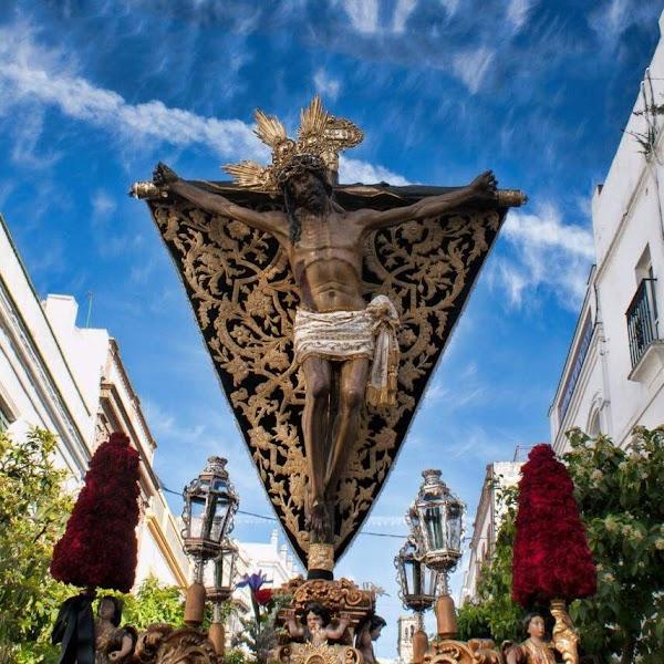 Horario e Itinerario del Traslado a Santa María del Santísimo Cristo de la Vera+Cruz. Arcos de la Frontera 17 de Septiembre del 2021