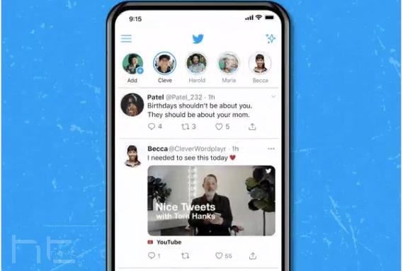 Su Twitter i video di YouTube si guardano senza lasciare l'app