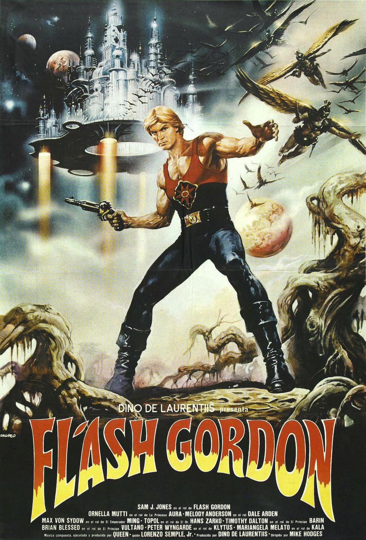 Flash Gordon Film