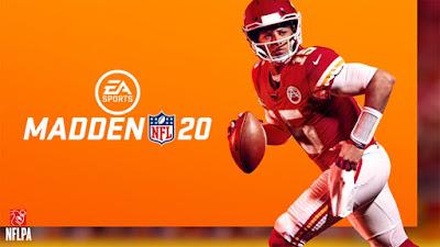 Madden NFL 20 el videojuego más vendido en agosto en EEUU