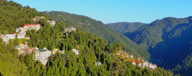 sightseeing Dalhousie