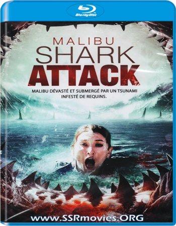 Malibu Shark Attack (2009) Dual Audio Hindi 720p BluRay