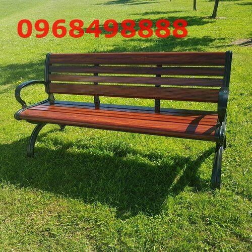 Ghế ngồi công viên được ứng dụng rộng rãi tại các không gian ngoài trời