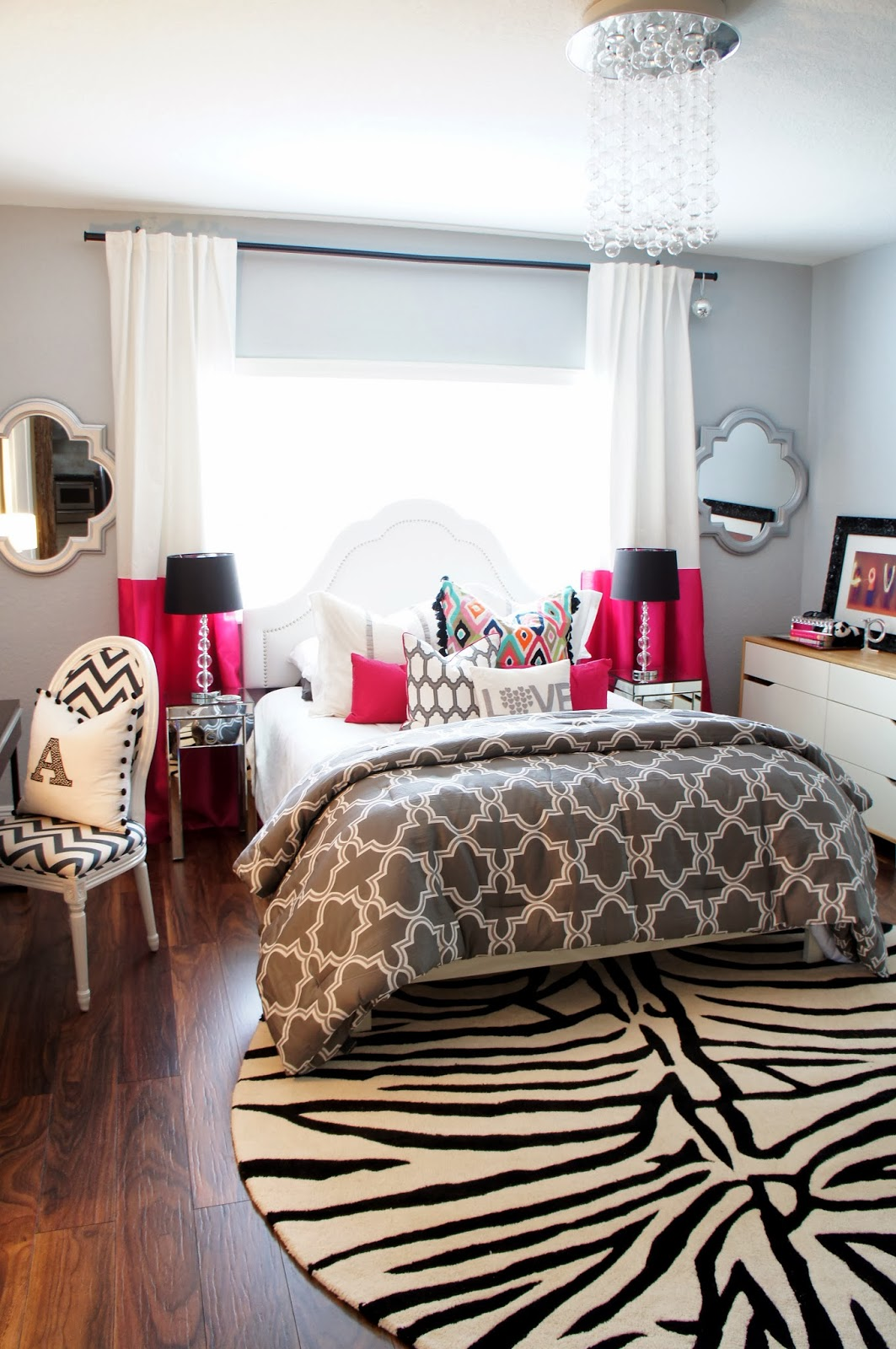 The Cuban In My Coffee: Teen Room Makeover, The Results ... on Rooms For Teens  id=81882