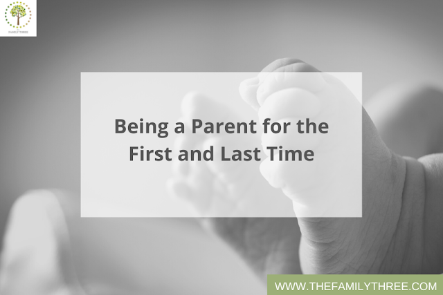 bittersweet reality - first and last time parent - only child
