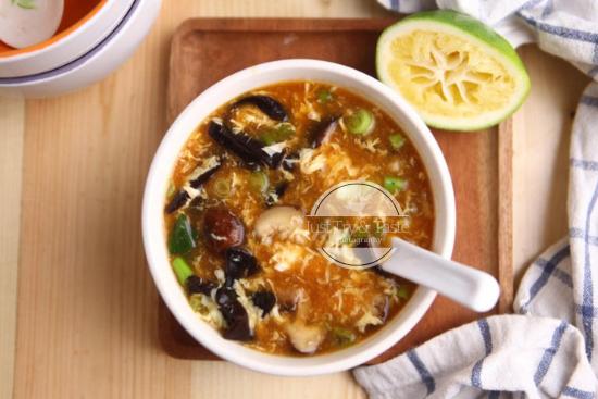 Resep Hot & Sour Soup JTT