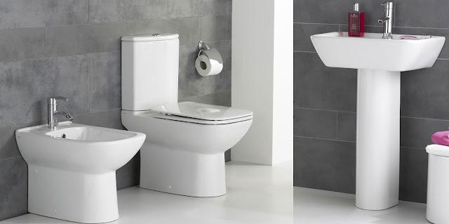 اسعار اطقم حمامات ( قاعدة + حوض ) من ديورافيت 2020