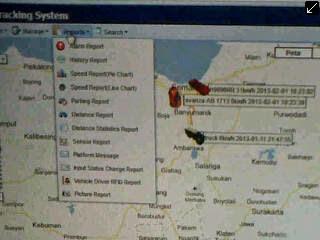 gps tracker grabcar gocar sewa mobil rental semarang kendal demak