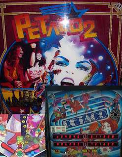 3 Imágenes de 3 pinballs de Juegos Populares S.A. : Petaco