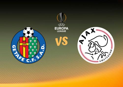 Getafe vs Ajax  Resumen