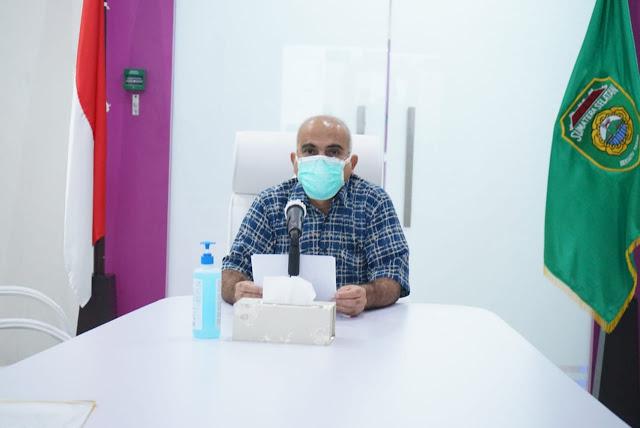Jumlah Pasien Sembuh Corona di Sumsel Naik Menjadi 22 Orang