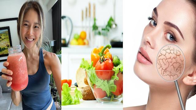 Hydrater, nourrir et réparer sa peau en mangeant ces aliments