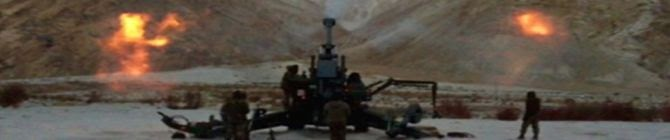 Pak Fires At Earth-Mover Machine In Jammu, Second Ceasefire Violation In 4 Months