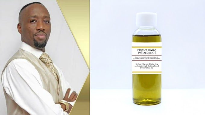 Kenyan Pastor under investigation in the UK for selling oil he claims can cure and protect his members from coronavirus