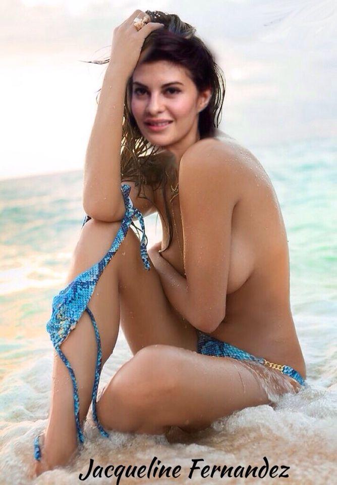 Jacqueline Fernandez Nude Sexy