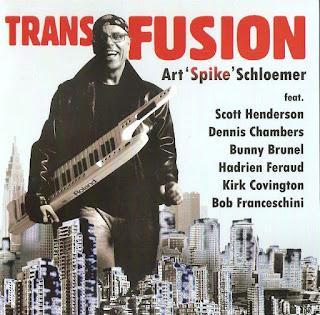 Art 'Spike' Schloemer - 2011 - Transfusion