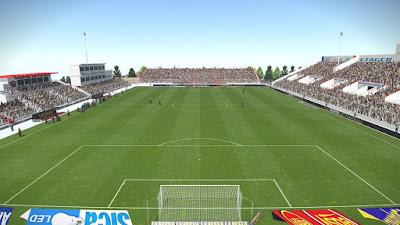 PES 2019 Stadium Presbítero Bartolomé Grella by The_Pelado