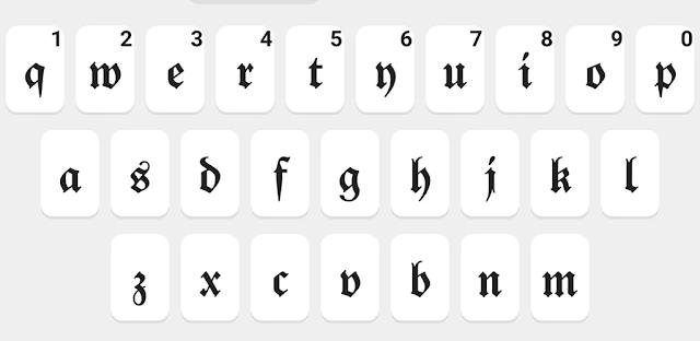 تنزيل تطبيق Fonts Type - Fonts Keyboard  تطبيق خطوط ورموز تعبيرية كيبورد جميلة للاندرويد