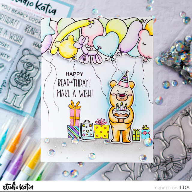 Studio Katia 3rd Birthday Blog Hop + Giveaway by ilovedoingallthingscrafty.com