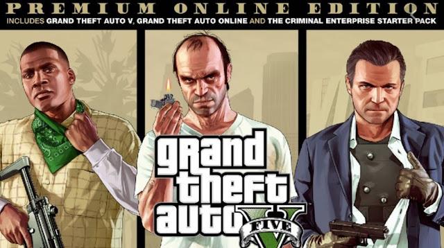 Epic Games Store Gratiskan GTA V Hingga 21 Mei