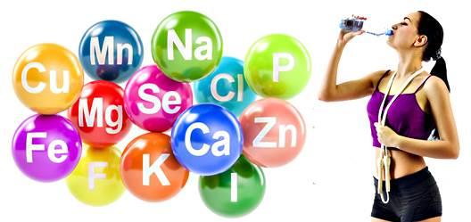 Los electrolitos y lo importante que son para nuestra salud