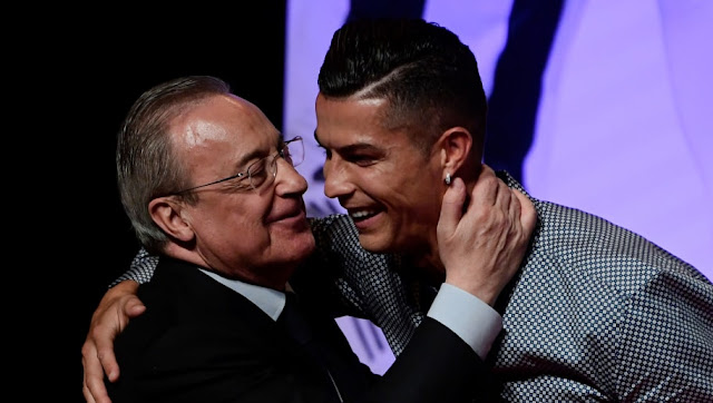 Cristiano Ronaldo : J'espère revenir le plus tôt possible à Madrid