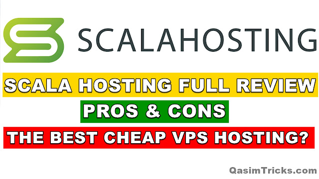 Scala Hosting Review (2021) - Best VPS Hosting Details, pricing and more