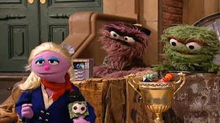 Sesame Street 4151
