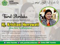 Desain Ucapan Turut Berduka Cita Ibu Ani Yudhoyono