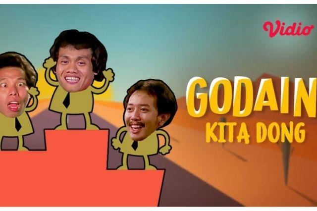 FILM - Warkop DKI : Godain Kita Dong 1989 Full HD