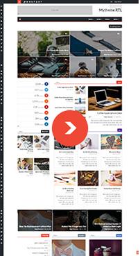 Surface - Responsive Magazine Blogger Theme - 21