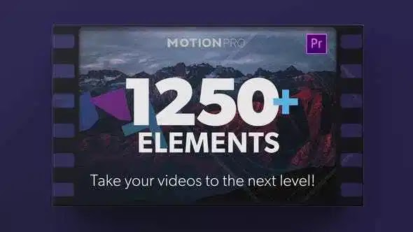 Videohive Motion Pro | All-In-One Premiere Kit V1.2 26504964
